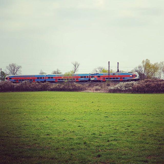 Bez popisu (Vlak u Lysé)