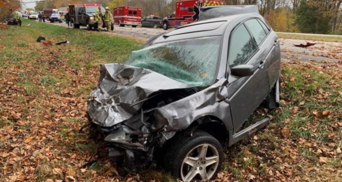 Dopravní nehody v Lysé nad Labem - ilustrační foto